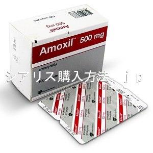 アモキシシリン購入